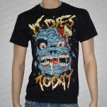 It Dies Today Mummy Black T-Shirt