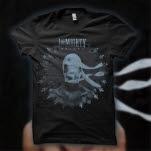 I The Mighty Album Art Black T-Shirt