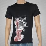It Prevails Skull Black T-Shirt