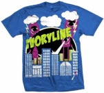 Ivoryline City Blue T-Shirt
