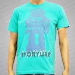 Ivoryline Robot Seafoam T-Shirt