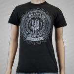 Iwrestledabearonce Buzzkill Tri Blend Black T-Shirt