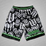Iwrestledabearonce Claw Logo Custom Mesh Shorts