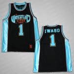 Iwrestledabearonce IWABO Custom Jersey