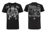 Iwrestledabearonce New Black Metal Black T-Shirt