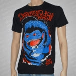 Iwrestledabearonce Monster Black T-Shirt
