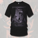 Iwrestledabearonce Shreddy Black T-Shirt