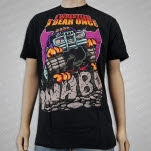 Iwrestledabearonce Monster Truck Black T-Shirt