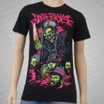 Iwrestledabearonce Witch Black T-Shirt