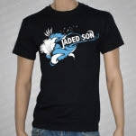 Jaded Son Birds Black T-Shirt
