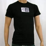 Jade Tree Logo Black T-Shirt