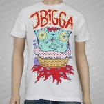 J Bigga Cat White T-Shirt