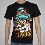 J Bigga Psycho Black T-Shirt