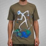 official JiggzArt World Runner Sage T-Shirt