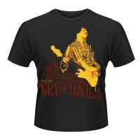 Jimi Hendrix Cry Of Love T-Shirt
