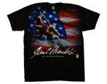 Jimi Hendrix American Music T-Shirt
