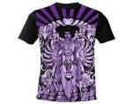 Jimi Hendrix Axis Giant Print T-Shirt