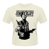 Jimmy Cliff Guns T-Shirt