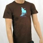 official Joan of Arc The Gap Brown T-Shirt