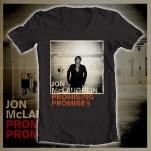 Jon McLaughlin Promising Promises Black T-Shirt