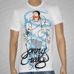 Jonny Craig Drugs White T-Shirt