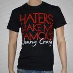 Jonny Craig Haters Black T-Shirt