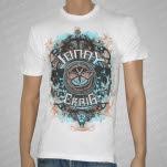 Jonny Craig Kingdoms Butterfly White T-Shirt