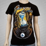 Jonny Craig Lost Time Black T-Shirt
