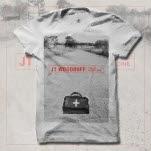 JT Woodruff Album Art White T-Shirt
