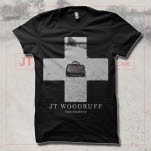 JT Woodruff Cross Field Black T-Shirt