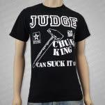 Judge Chung King Black T-Shirt