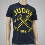 Judge Hammers Midnight Navy T-Shirt