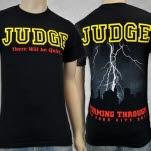 Judge The Storm Black T-Shirt