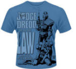 Judge Dredd He Is The Law T-Shirt