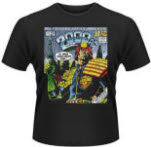 Judge Dredd Creeps T-Shirt