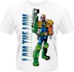 Judge Dredd I Am The Law 2 T-Shirt
