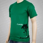 Kaddisfly Buy Our Intention Green T-Shirt
