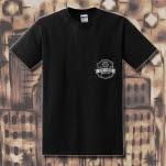 Kevin Seconds Off Stockton Black T-Shirt