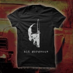 Kid Gorgeous Blade Black T-Shirt