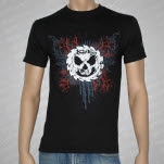 Killswitch Engage Saw Blade Black T-Shirt