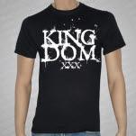 Kingdom Body Mind Right Black T-Shirt
