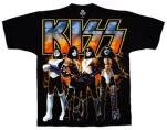 Kiss Love Gun Group T-Shirt