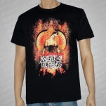Knights Of The Abyss Cover Black T-Shirt