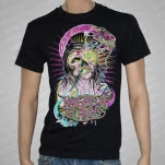 Knights Of The Abyss Serpentine Black T-Shirt