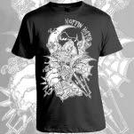 Koffin Kats Wicked Pist Black T-Shirt