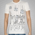Koufax Strugglers Natural T-Shirt