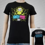 Krazy Fest Event Black T-Shirt