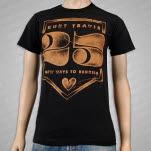 Kurt Travis 25 New Ways to Regress Black T-Shirt