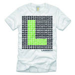 Labrinth Space Invaders T-Shirt