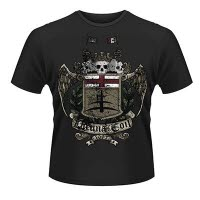 Lacuna Coil Shield T-Shirt